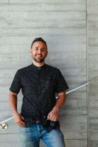 Timothy Enos, Creative Director